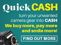 New & Used Camera Equipment & Lenses | Online & In-Store | CameraWorld